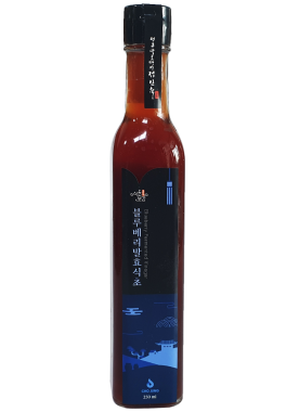 블루베리 발효식초